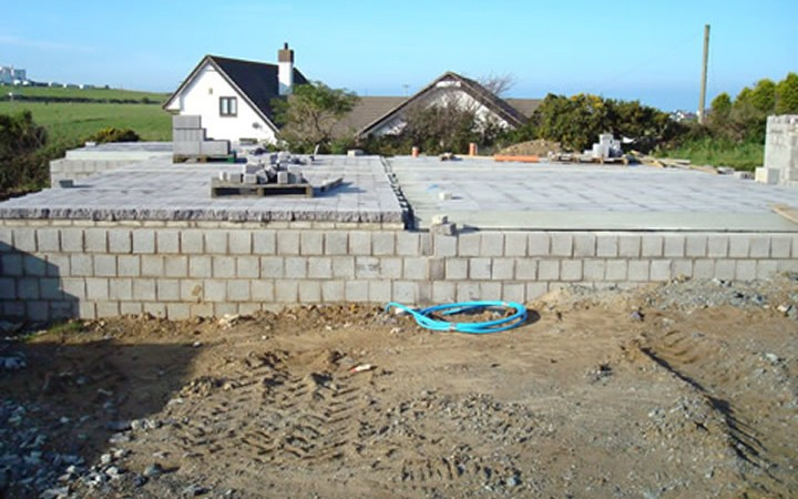 Concrete Foundation Blocks Foundation Building Blocks