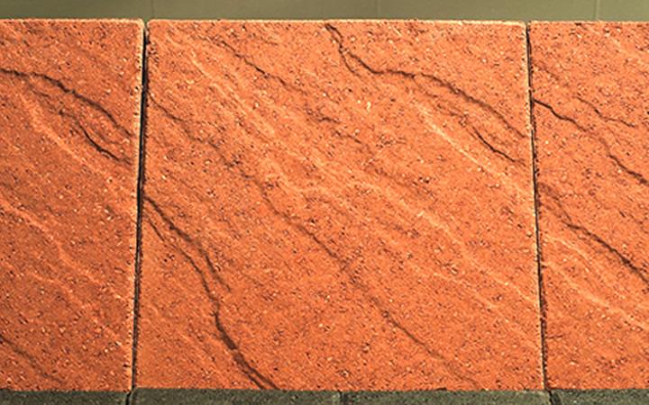 Monapave terracotta slab