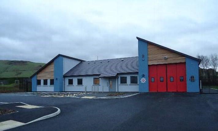 Fire Station, Tywyn