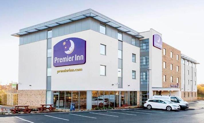 Premier Inn, Aberystwyth