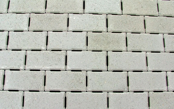 Permeable Paviours Natural