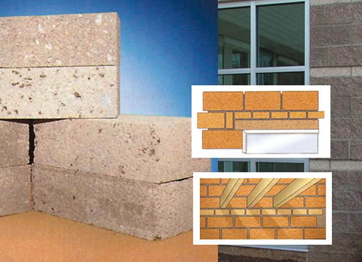 Building A Brick Wall On Concrete Slab