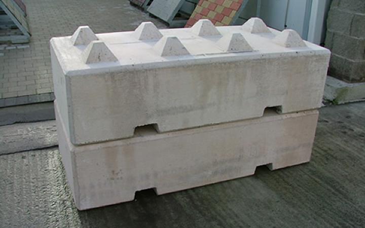 Concrete Mega Blocks Concrete Mega Security Blocks