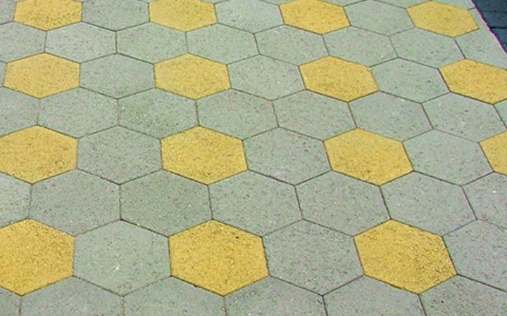 Monapave Hexagon Paving Products & Block Paving Slabs