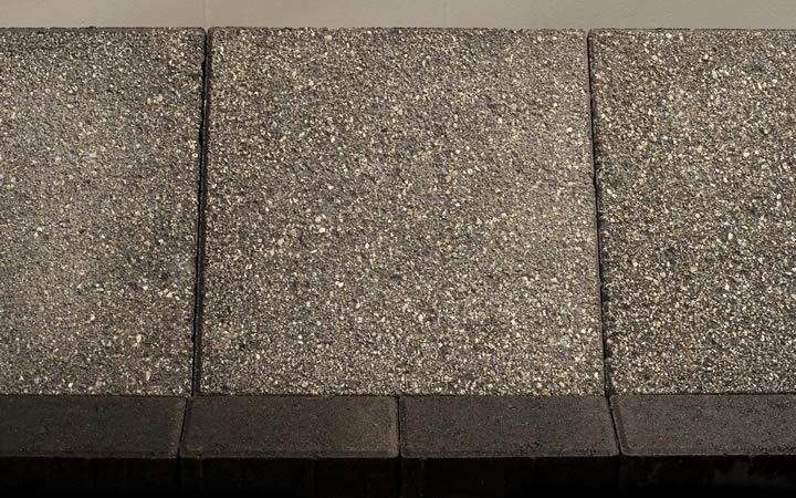 Textured-Shotblast Slab Charcoal